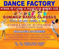 https://www.facebook.com/Dance-Factory-School-of-Ballet-and-Modern-Jazz-499313670080105