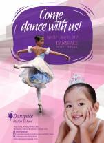 Dancespace Ballet School - https://www.facebook.com/danspaceballetschool/