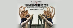 Pasay and Quezon City http://balletmanila.com.ph/summer-intensive-2018/