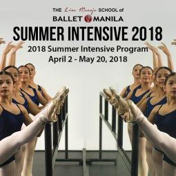 Pasay and Quezon City http://balletmanila.com.ph/summer-intensive-2018/