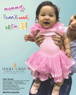 Quezon City https://www.facebook.com/halilicruzballet/