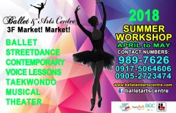 Taguig http://balletandartscentre.com