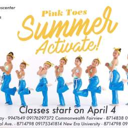 Quezon City, Antipolo https://www.facebook.com/pinktoescenter/