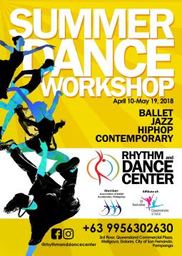 Dolores, Pampanga https://www.facebook.com/RhythmandDanceCenter/