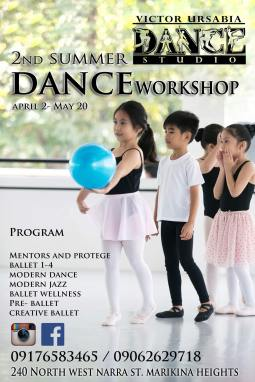 Marikina City https://www.facebook.com/VGUDancestudio/